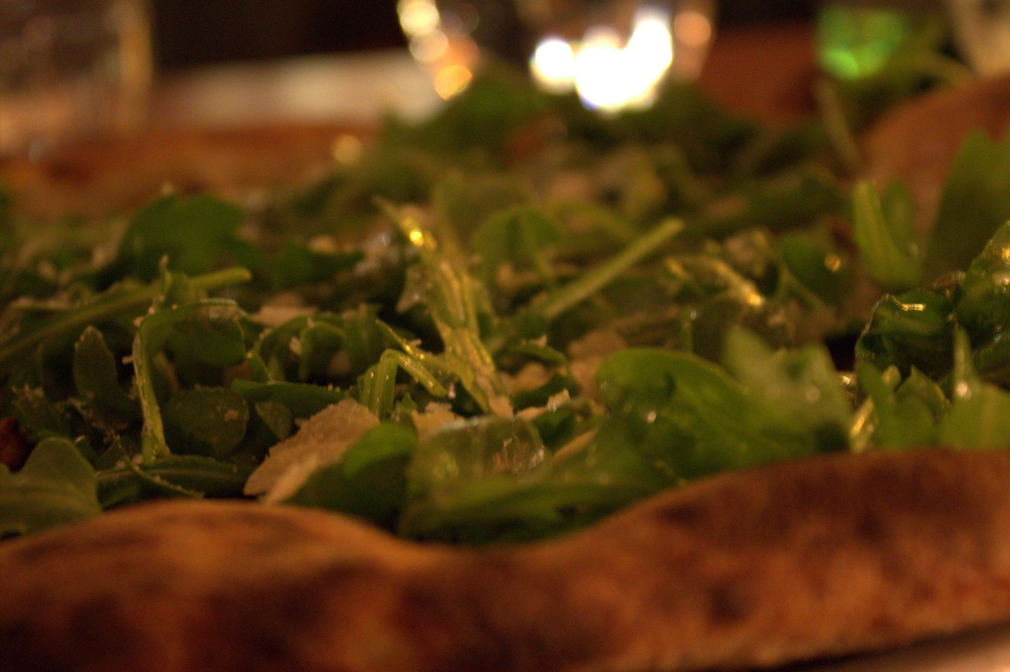Pizza at Nostrana in Portland, Oregon | vegetarianPDX