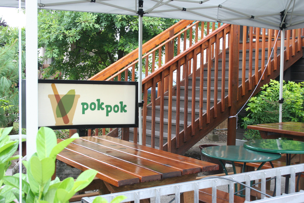 Pok Pok in Portland, Oregon | vegetarianPDX