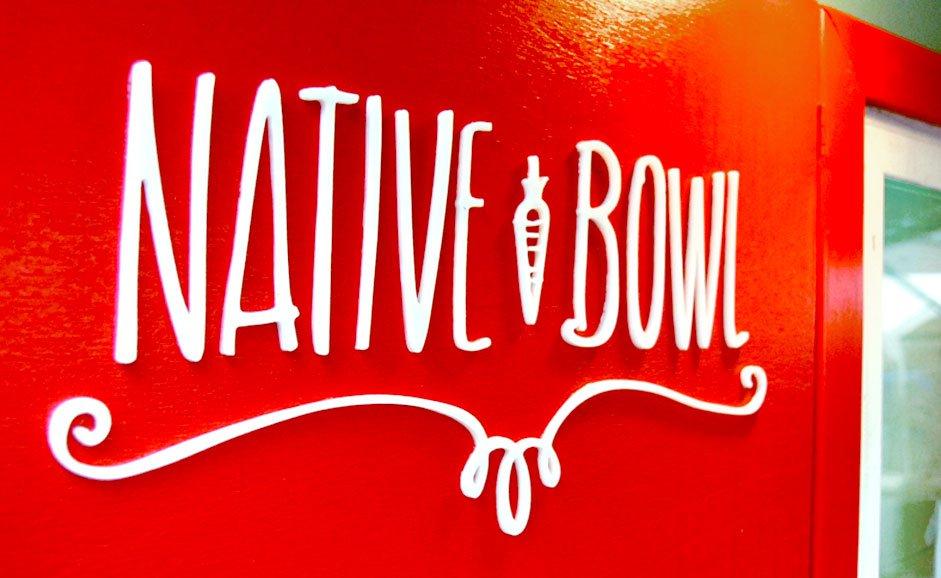 Vegan bowls at Native Bowl in Portland, Oregon | vegetarianPDX