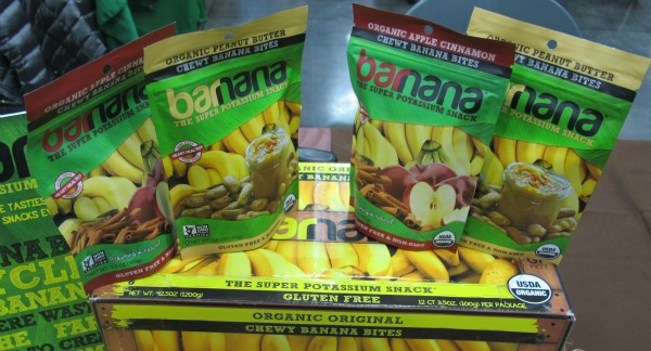 packages of banana bites