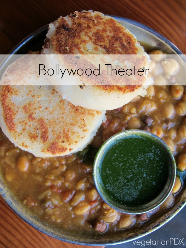 Bollywood Theater, an Indian street food casual restaurant in Portland with two locations
