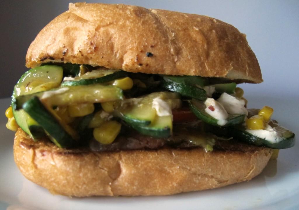 Calabacitas Torta at Pepper Box in Portland, Oregon | vegetarianPDX