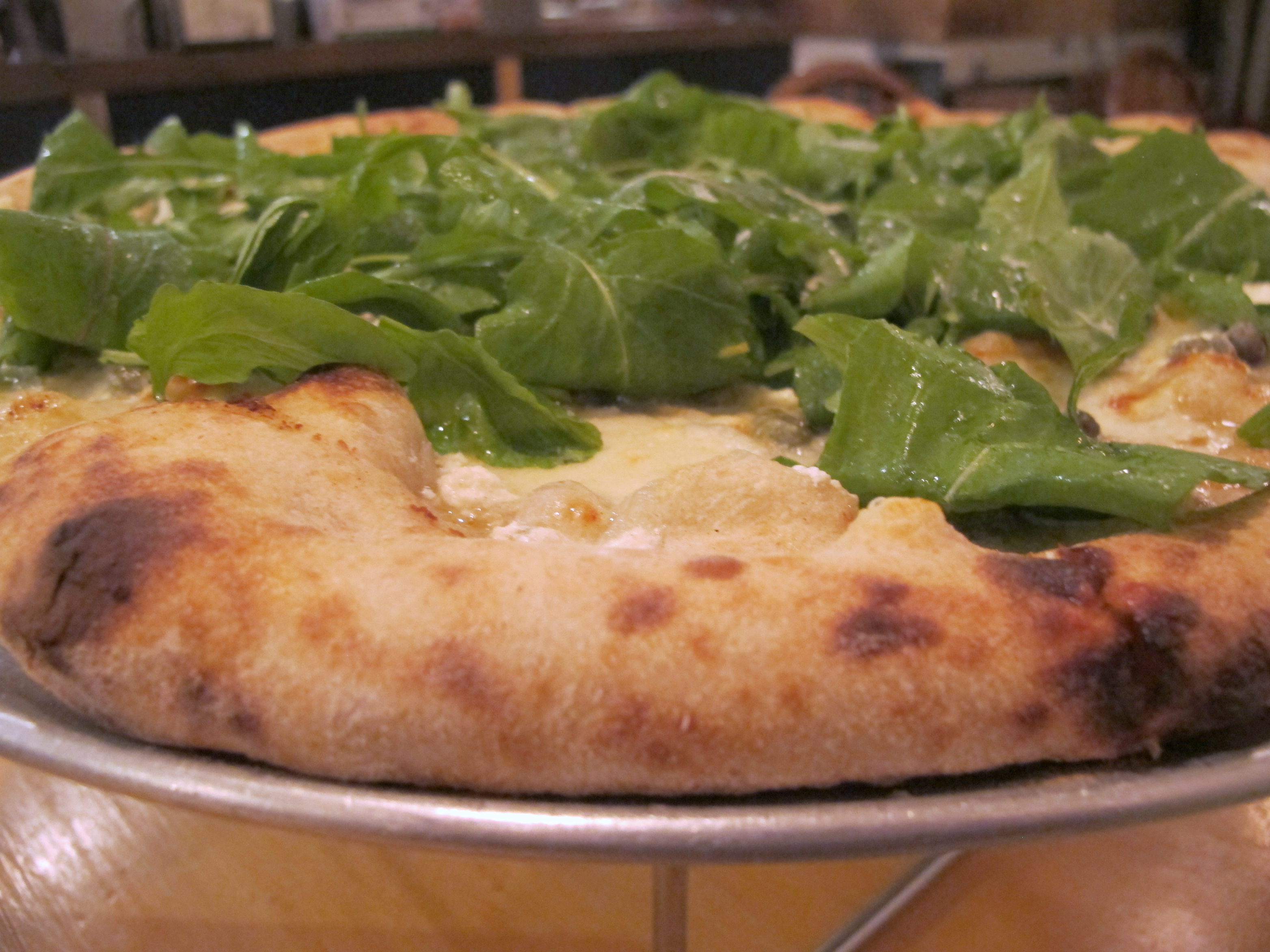 Handsome Pizza in Portland, Oregon | vegetarianPDX