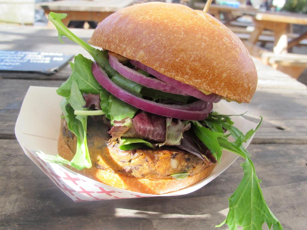 Best Veggie Burgers in Portland \ vegetarianPDX
